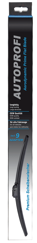 Valytuvas aerodinaminis Prime 475mm/19''