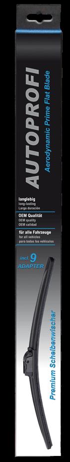 Valytuvas aerodinaminis Prime 550mm/22''